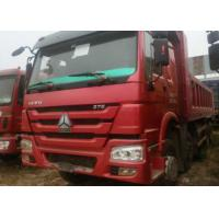 Buy cheap High Strength Steel Material Heavy Dump Truck / Heavy Duty Single Axle Dump Truck from wholesalers