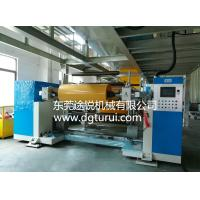 China Silicone Paper Adhesive Tape Coating Machine Steel Iron Material High Speed Splicing on sale