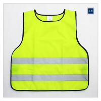 Quality Custom High Visibility Children's Safety Vests for sale