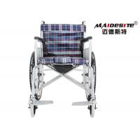 Wholesale Super Lightweight Wheelchair Foldable , Lightweight Wheelchairs For Adults from china suppliers