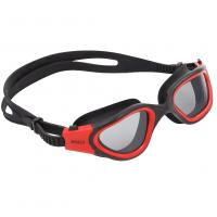 Quality Polarized Fashionable Open Water Swimming Goggles With Mirror Coating for sale