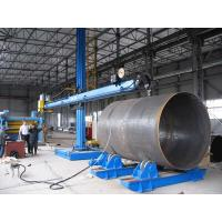 6000mm Lifting Stroke Tank Weld Manipulators , Pipe Auto Seam Welding Machine