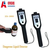 Buy cheap High Sensitivity Portable Explosive Detector Lcd Alarm For Dangerous Liquid from wholesalers