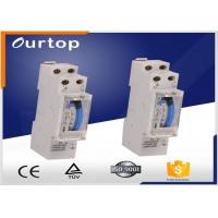 China 72 Hours Programmable Mechanical Electrical Timer Switch SUL181a 230VAC 50/60 Hz on sale