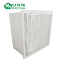 Wholesale Powder Coating Steel HFU Clean Room Fan Filter Units With Air Damper Hepa Box from china suppliers