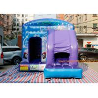 Buy cheap Blue House  inflatable Jumping Inflatable Bouncy Castle from wholesalers