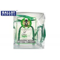 Wholesale Non - toxic PVC Bag Collapsible Ballot Box Printing Logo OEM from china suppliers