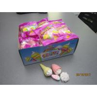 Wholesale Four In One Ice Cream , Bun , Strawberry Shaped Sweet Marshmallow Candy For Christmas from china suppliers