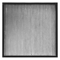 Quality ZS-GW Mini-pleat high efficiency particulate air filter for HVAC system for sale