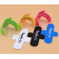 Promotional gifts novelty Touch-u One Touch Silicone holder cellphone Holder stand for sale