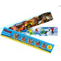 Wholesale 3d ruler3D effect lenticular ruler /custom 3d motion ruler from china suppliers