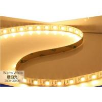 China 5V USB LED Ribbon Tape Light , High Intensity 14.4W/M Outdoor LED Strip Light Fixtures for sale