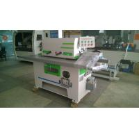 Quality 360mm 4 Side Moulder Machine Vertical Rip Saw Machine With Protection Device for sale