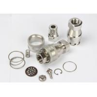 Wholesale KZF Flat Face Hydraulic Fittings Female Thread Stainless Steel SS304 For Chemicals from china suppliers