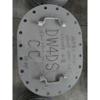 China Marine Outfitting Manhole Marine Hatch Cover For Ship Building And Reparing on sale