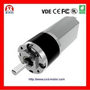 China 22mm dc planet gear motor 12V 24V on sale