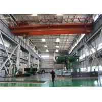 China Double girder overhead crane service company for sale