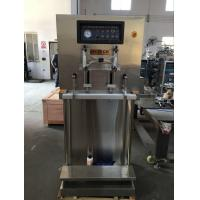 Wholesale Semi - auto Big Bag Vacuum Sealing Machine for Coffee \ Rice \ Pillow \ Bean from china suppliers