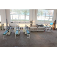 Wholesale antivirus Fish Type Surgical Face Mask Making Machine from china suppliers