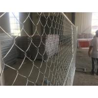 Wholesale temporary chain link fence panels from china suppliers