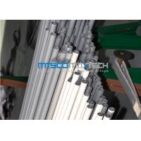 Wholesale ASTM A269 / ASTM A213 SS Straight Heat Exchanger Tube For Fuild And Gas from china suppliers