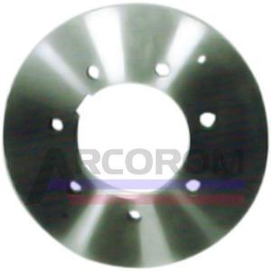 China Large diameter vertical scissors/industrial blade/slitting blade for steel sheet coils on sale