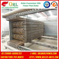 Quality Fire Power Station CFB Boiler Water Boiler Economiser Natural Gas Chemical Industry for sale