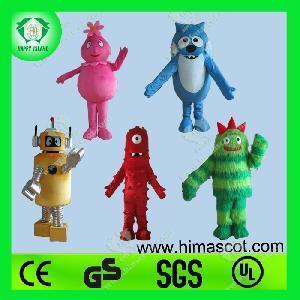 China Yo Gabba Gabba Adult Costume on sale