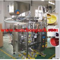 Quality Vertical Automatic Small Sauce Packing Machine / Liquid Automatic Packaging Machine for sale