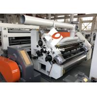 Wholesale Single Face Corrugated Cardboard Production Line/ Fingerless Type Single facer/A B C D E types from china suppliers