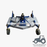 Wholesale FM180 - Farm Implements Tractor 3 point Finishing Mower 1.8M from china suppliers