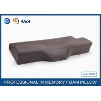 Wholesale Butterfly Shape Rest Bamboo Charcoal Memory Foam Pillow , Cotton Fabric Cover from china suppliers