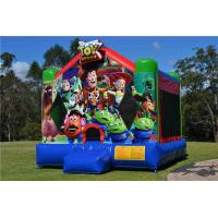 Wholesale PVC Tarpaulin Inflatable Toy Story Jumping Castle For Playground / Amusement Park from china suppliers