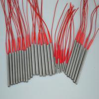 Wholesale 120v,220v240v cartridge heater 1600 w for mold electric heating rod heater cartridge fast heat cartridge heater from china suppliers