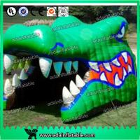 Wholesale Sports Advertising Inflatable Tunnel/Event Inflatable Crocodile Tunnel from china suppliers
