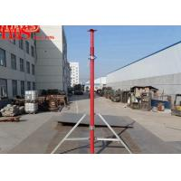 Wholesale High Load Building Support Props , Scaffolding Prop Jack  For Vertical Shoring Reshores from china suppliers