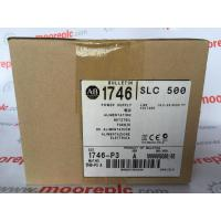Wholesale Allen Bradley Modules 1761-L16NWB 24V AC OR DC DIGITAL INPUTS RELAY OUTPUTS High reliability from china suppliers