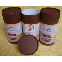Wholesale Coated Paper Food Packaging Tubes Containers Cardboard Roll Packaging from china suppliers