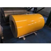 Wholesale 3003 PE PVDF Coated Aluminium Sheets , Prepainted Aluminum Coil For Building Material from china suppliers