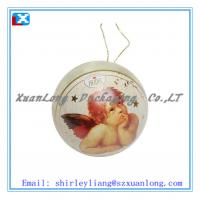 Wholesale Ball-shaped chocolate tin packaging box from china suppliers