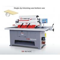 Wholesale Automatic Single Rip Saw Machine Vertical Layout from china suppliers
