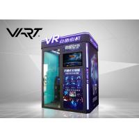 China Automatic Virtual Reality Room VR Arcade Machines For Festival And Events on sale