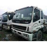 China 2005 used dump truck for sale 5000 hours made in Japan capacity 30THINO dump truck on sale