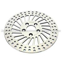 Super Glide Silver 292mm Front Brake Rotors With High Braking Performance for sale