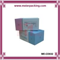 Wholesale Custom made printing packaging box & small medicine folding paper box ME-CD032 from china suppliers