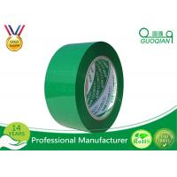 Quality Red Cargo Wrapping BOPP Adhesive Tape Biaxially Oriented Polypropylene Packaging for sale