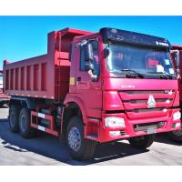 Buy cheap Dumper, Tipper, HOWO 6X4 heavy duty truck, tipper truck, lorry truck, HOWO dump from wholesalers