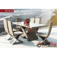 Wholesale Tf-9112 Garden Rattan Dining Set/wicker Dining Chair from china suppliers