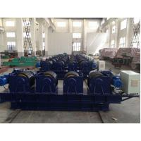 Wholesale 150 Ton Pipe Welding Rotator Polyurethane Wheel Hydraulic Pressure from china suppliers