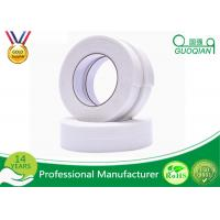 Wholesale Hot Melt / Water Glue Strong Double Sided Adhesive Tape With Foam from china suppliers